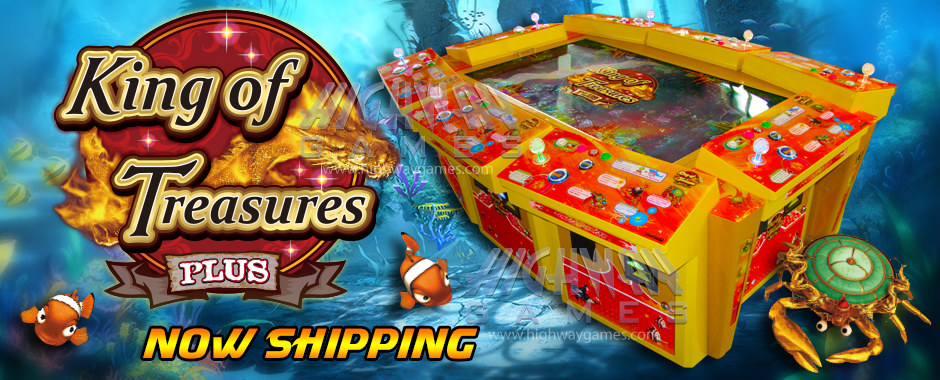 King-of-Treasures-Plus-Now-Shipping-Advertisment