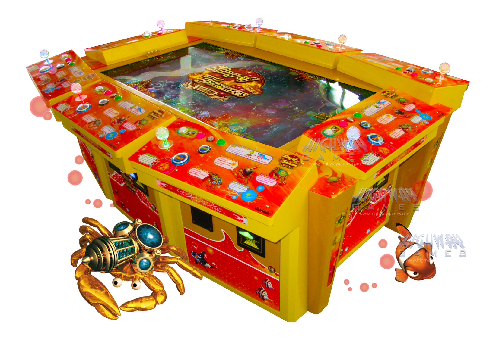 King-of-treasures-plus-arcade-machine-featured-view
