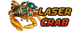 laser crab